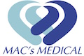 logo Mac´s Medical